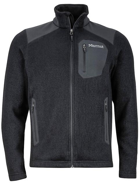 Marmot Wrangell Fleece Jacket Men Black